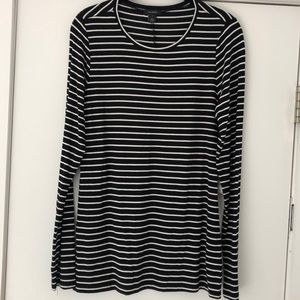 Halogen tee size large NWT